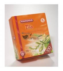 Pompadour® Tila - 100 bolsitas