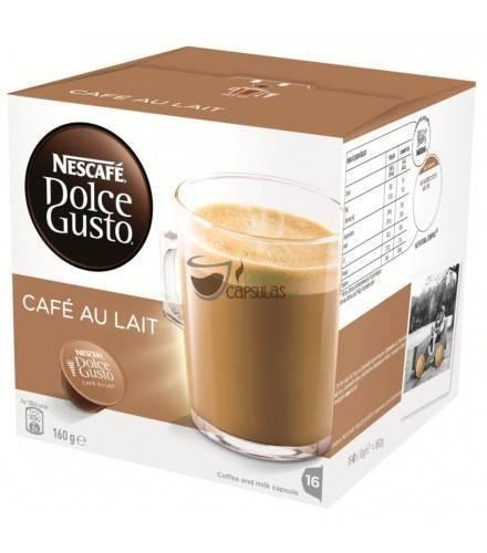 Nescafé Dolce Gusto® Café con Leche - 16 cápsulas