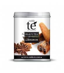 Cuida-té Té Negro con Canela - 100 gr.