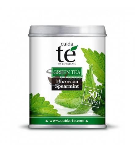 """Cuida-té Té Verde """"Hierbabuena"""" - 100 gr."""
