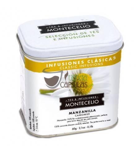 Montecelio Infusión Manzanilla - 60 gr.