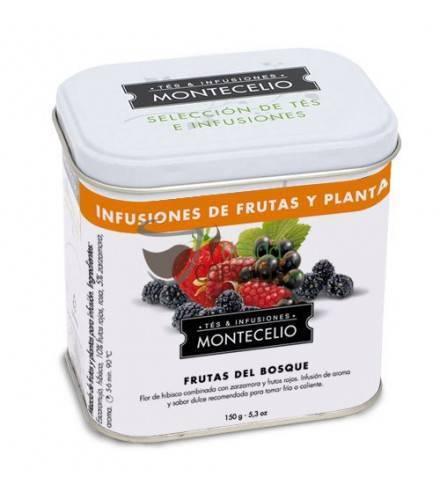 Montecelio Infusión Frutas del Bosque - 150 gr.