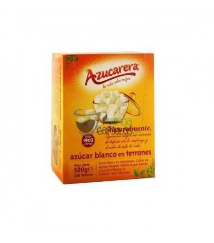 Azucarera Azúcar blanco en terrones - 500 gramos