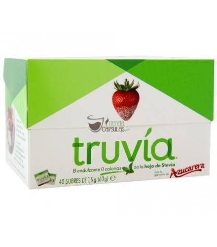 Azucarera-Truvia endulzante sin calorias - 40 sobres