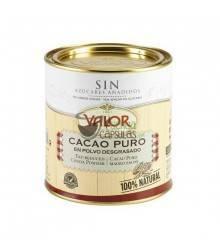 Valor Cacao puro en polvo - 250 gramos