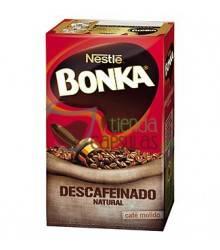 Bonka Café molido descafeinado natural - 250 g.