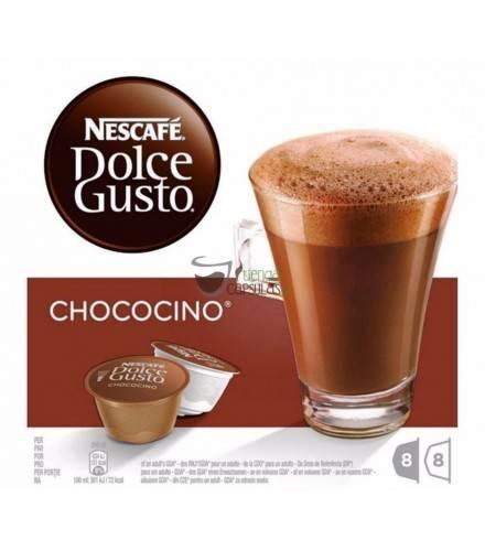 Nescafé Dolce Gusto® Chococino - 16 cápsulas (8 tazas)