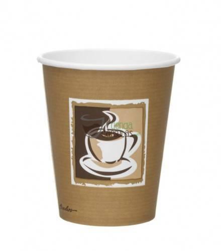 Vaso de cartón para café 180cc