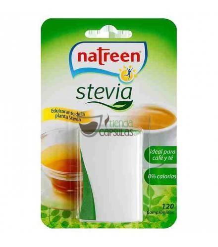 Natreen - Edulcorante stevia - 120 comprimidos