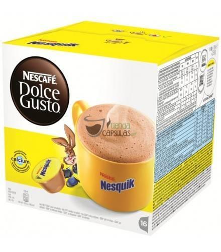 Nescafé Dolce Gusto® Nesquik - 16 cápsulas