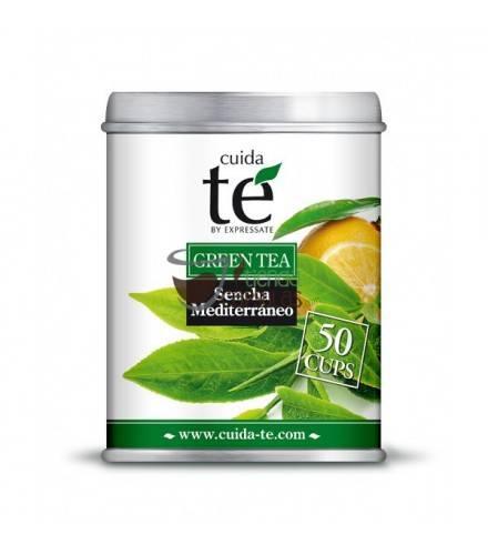"""Cuida-té - Té Verde """"Sencha Mediterraneo"""" - 100 gr."""