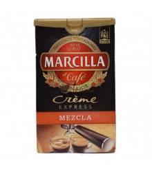 Marcilla Café molido Crème Express Mezcla - 250 g.