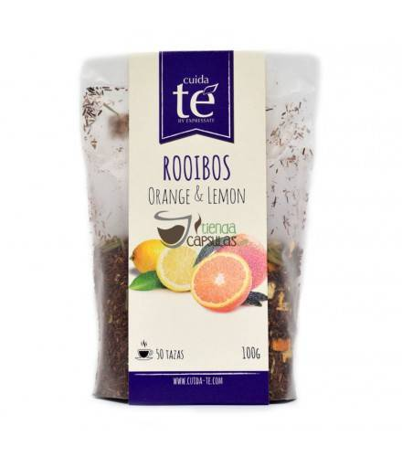 "Cuida-té - Rooibos ""Orange & Lemon"" - 100 gr."
