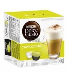 Nescafé Dolce Gusto® Cappuccino - 16 cápsulas (8 tazas)