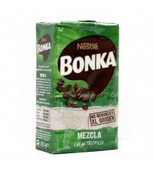 Bonka Café molido mezcla del trópico - 250 g.