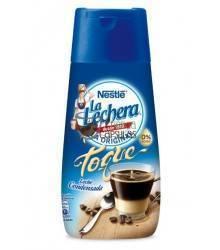 La Lechera® Leche Condensada sirve fácil - 450 gramos