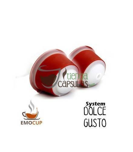 2 Cápsulas Recargables Emocup - Dolce Gusto®**