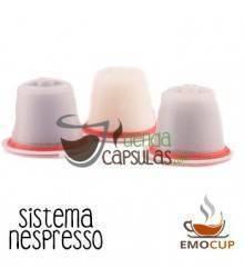 3 Cápsulas Recargables Emocup - Nespresso®*