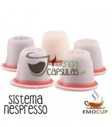 5 Cápsulas Recargables Emocup - Nespresso®*