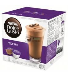 Nescafé Dolce Gusto® - Mocha - 16 cápsulas (8 tazas)