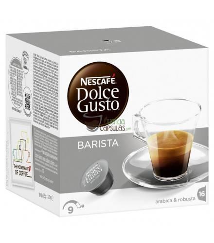 Cápsulas Dolce Gusto® Nescafé® - Barista - 16 unidades