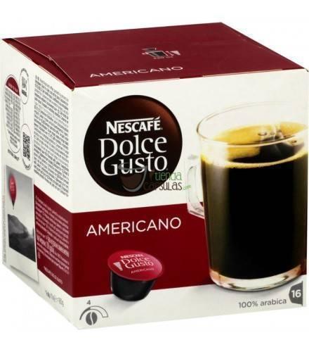 Cápsulas Dolce Gusto® Nescafé® - Americano - 16 unidades