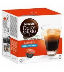 Cápsulas Dolce Gusto® Nescafé® - Lungo Descafeinado - 16 unidades