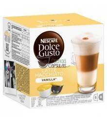 Cápsulas Dolce Gusto® Nescafé® - Latte Macchiato Vanilla - 16 unidades