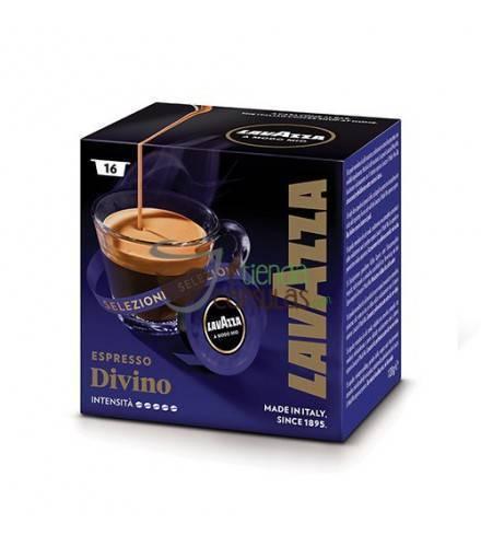 Cápsulas Lavazza - Espresso Divino - 16 unidades