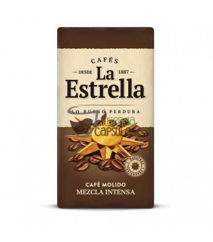 La Estrella Café molido mezcla intensa - 250 g.