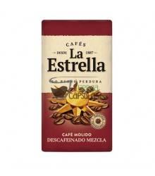 Café molido La Estrella - Descafeinado Natural - 250g