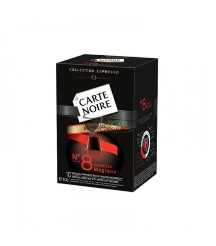 Cápsulas Nespresso®* Carte Noire - Espresso Magique - 10 unidades