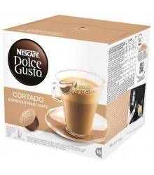 Nescafé Dolce Gusto® Cortado - 16 cápsulas