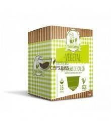 Cápsulas Dolce Gusto®** Origen & Sensations - Caldo Doña Carmen VEGETAL - 16 unidades
