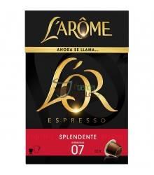 Cápsulas Nespresso®* L'Arôme Espresso - Splendente - 10 unidades