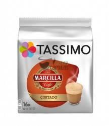 Cápsulas Tassimo Marcilla - Cortado - 16 unidades