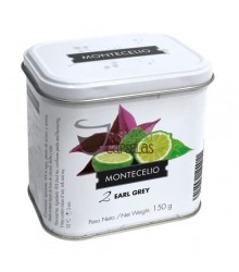 Montecelio Infusión Té Negro Earl Grey - 180 gr.