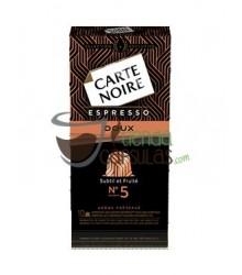 Cápsulas Nespresso®* Carte Noire - Nº5 Espresso Doux - 10 unidades