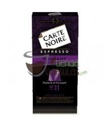 Cápsulas Nespresso®* Carte Noire - Nº11 Espresso Puissant - 10 unidades