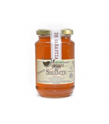 Miel de Sisante - Tarro - 500g