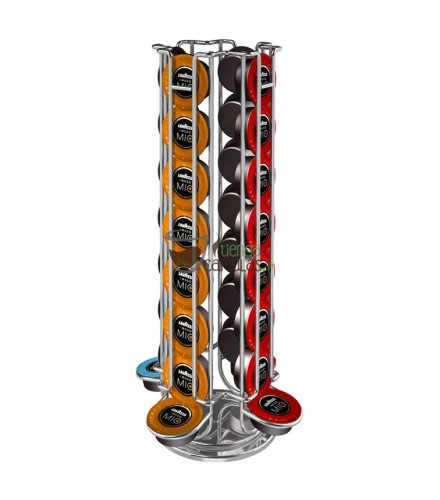 Porta cápsulas Lavazza A Modo Mio Giratorio (x32) - Tavola Swiss - 1 unidad