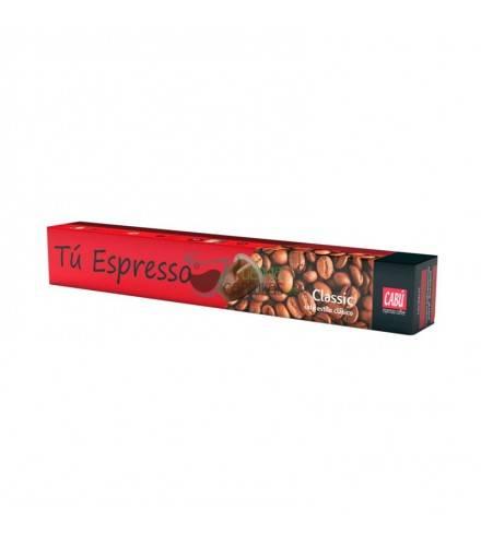Cabú Coffee - Nespresso® Espresso Classic - 10 cápsulas