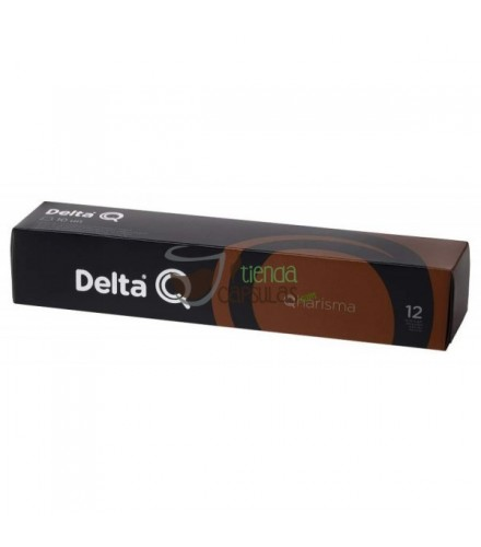 Cápsulas Delta® Q - 12 Qharisma - 10 unidades