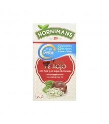 Hornimans Té Rojo - 20 bolsitas