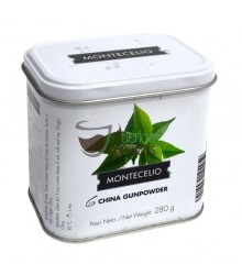 Infusión granel Montecelio - Té verde China Gunpowder - 280g