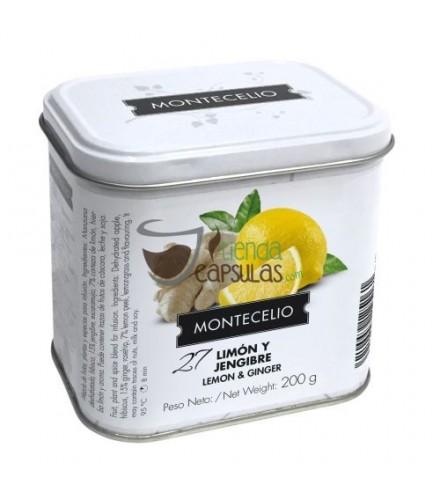 Infusión granel Montecelio - Limón y Gengibre - 200g