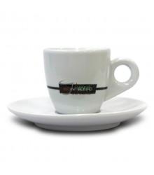 Taza + Plato Montecelio - Café solo - 1 unidad