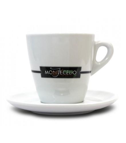 Taza + Plato Montecelio - Desayuno - 1 unidad