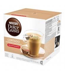 Nescafé Dolce Gusto® Cortado Descafeinado - 16 cápsulas