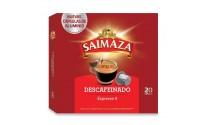 Cápsulas Nespresso®* Saimaza - Espresso 6 Descafeinado - 20 unidades